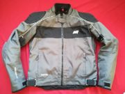 "HEIN GERICKE PROSPORTS STX SHELTEX MOTORCYCLE JACKET Large UK 40"" 41"" Chest"
